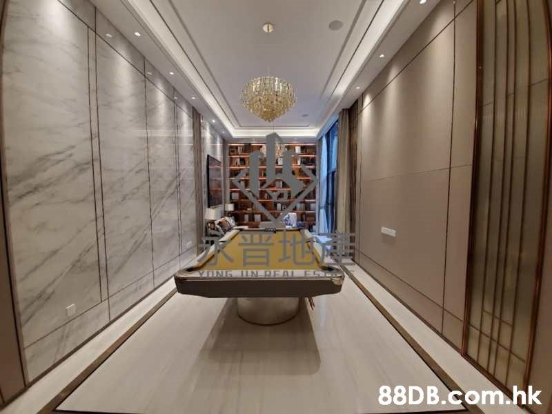 YONG IN DEAL ES .hk,Ceiling,Interior design,Property,Room,Building