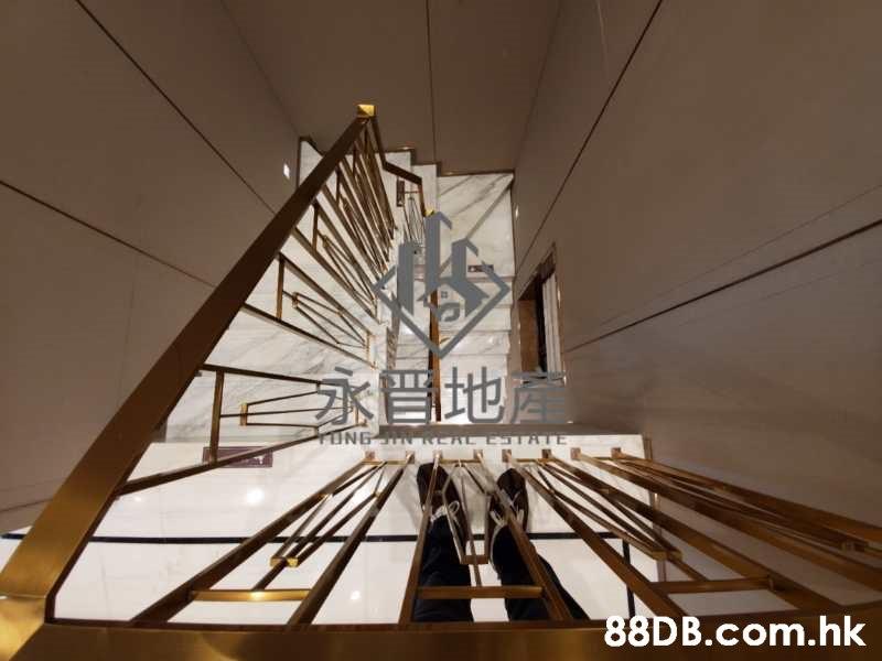 UNG HN REAL ESTATE 88D B.com.hk  Architecture,Lighting,Daylighting,Ceiling,Metal