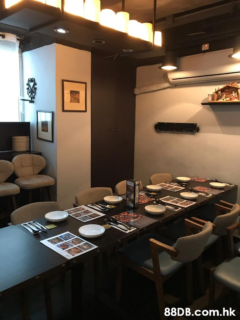 .hk  Restaurant,Room,Interior design,Building,Table