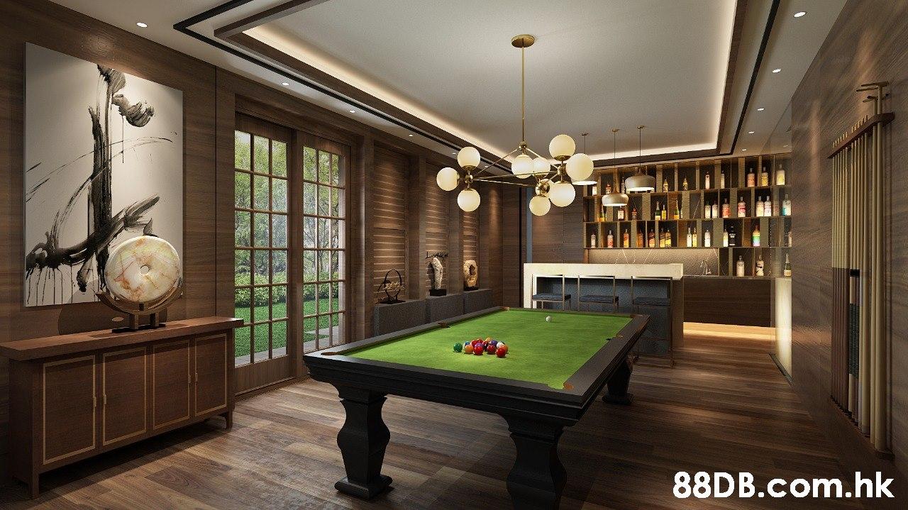.hk  Billiard room,Billiard table,Room,Recreation room,Games