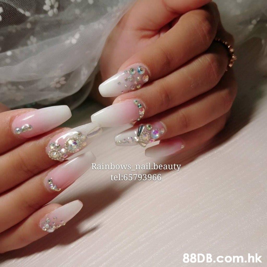 Rainbows nail.beauty tel:65793966 .hk  Nail,Manicure,Nail care,Nail polish,Finger