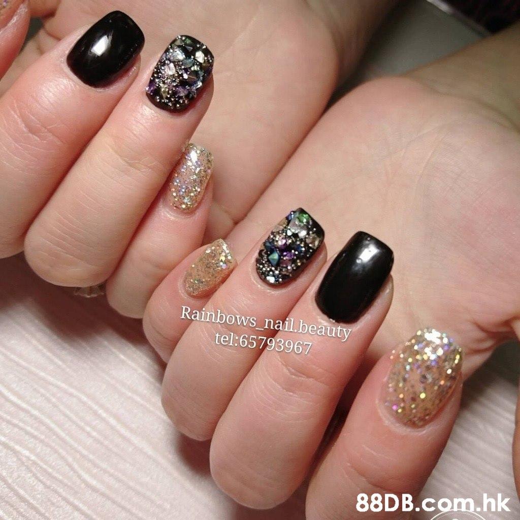 Rainbows_nail.beauty tel:65793967 .hk  Nail polish,Nail,Manicure,Nail care,Finger