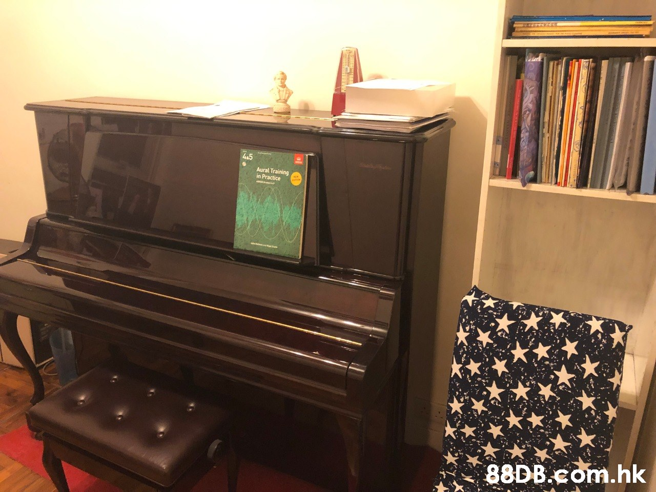 45 Aural Training in Practice .hk  Piano,Musical instrument,Electronic instrument,Keyboard,Fortepiano