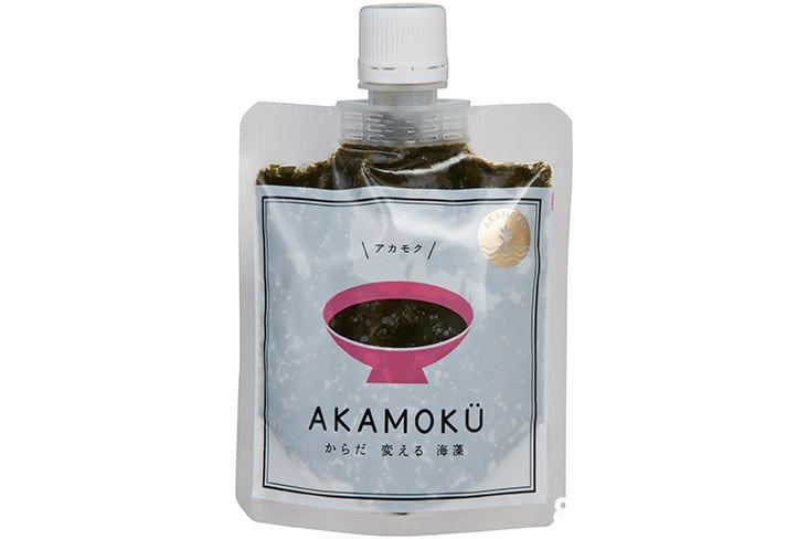 |アカモク/ AKAMOKÜ からだ 変える 海藻  Liquid