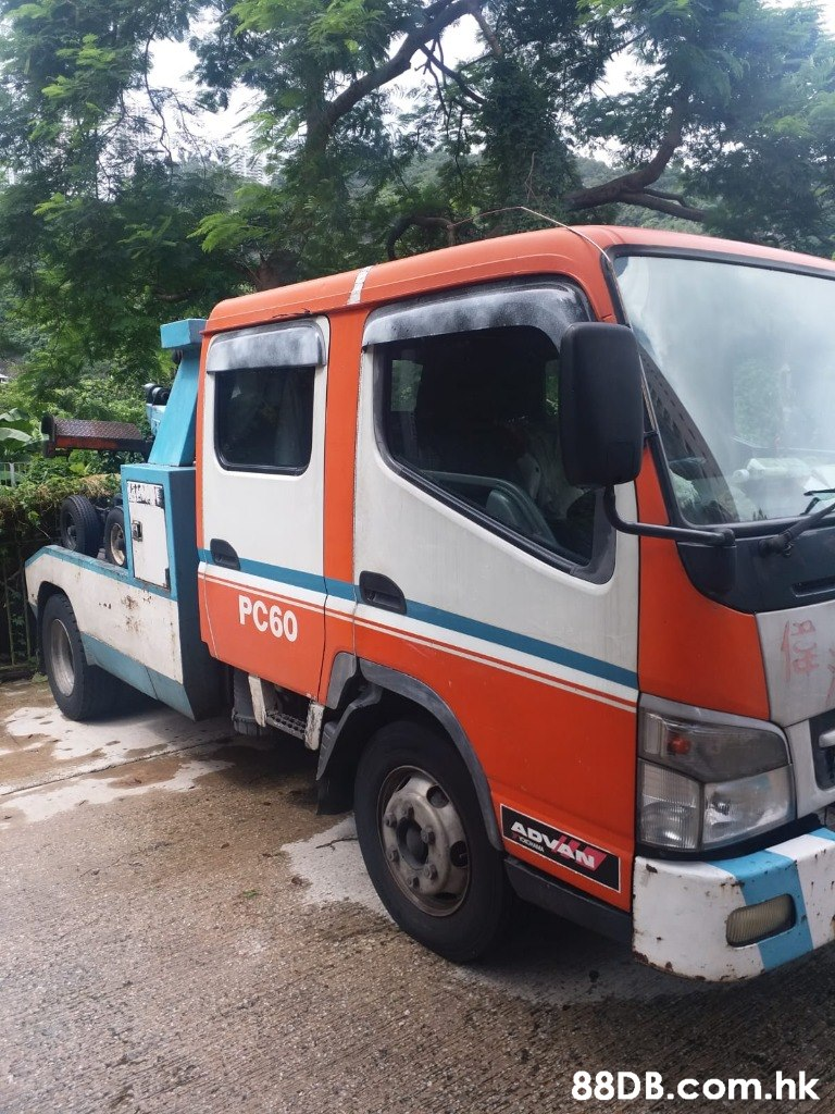 PC60 ADVAN .hk  Land vehicle,Vehicle,Car,Transport,Commercial vehicle