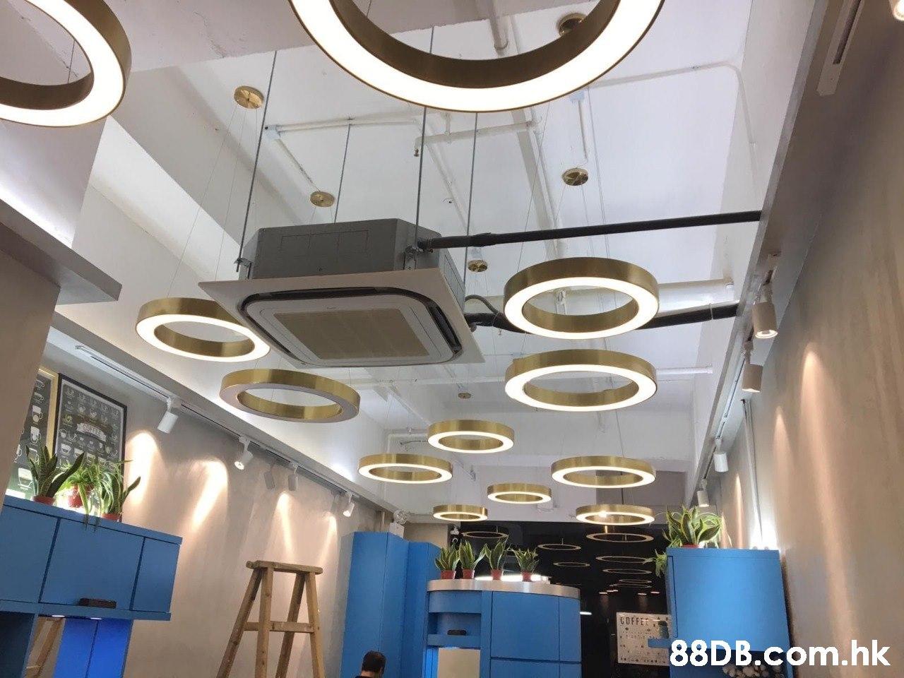 WU COFFEE .hk  Ceiling,Lighting,Interior design,Room,Ceiling fixture