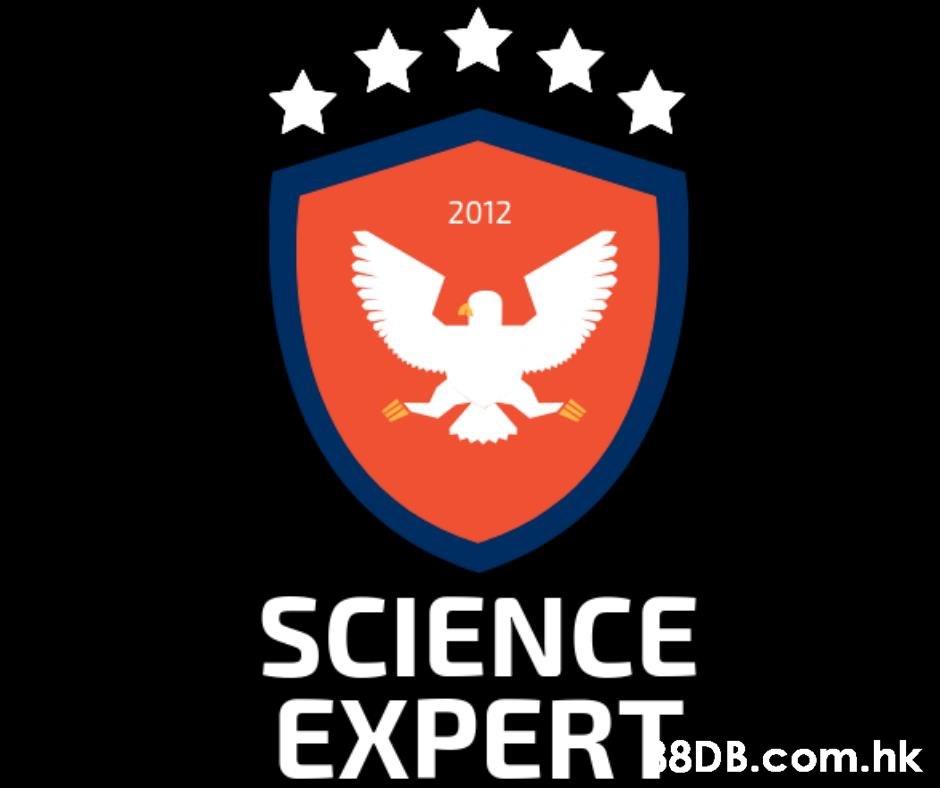 2012 SCIENCE EXPERTE DB.com.hk  Logo,Emblem,Symbol,Flag,Crest