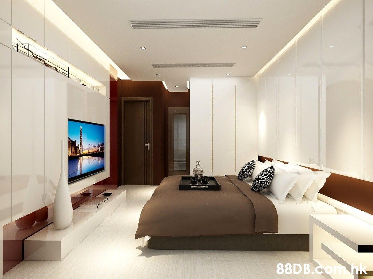 hk  Interior design,Room,Furniture,Bedroom,Ceiling