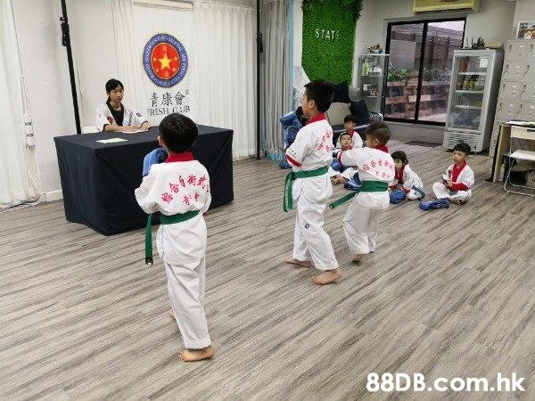 兒童武術班