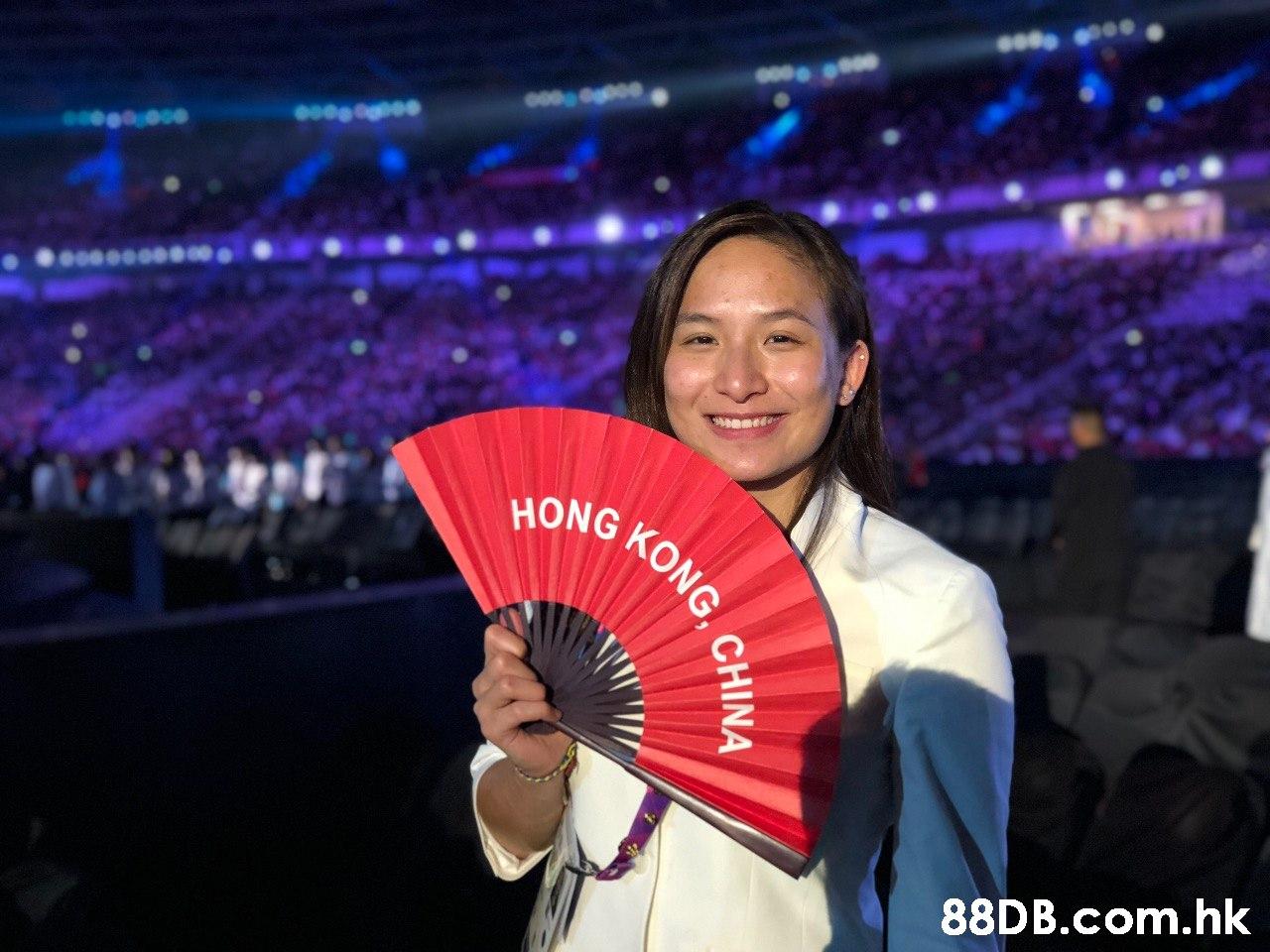 HONG KONG, .hk , CHINA  Hand fan,Fashion accessory,