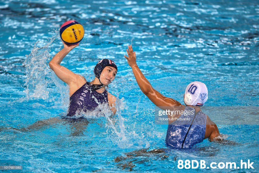 gettyimages Robertus Pudyanto .hk 1017681580  Water polo,Water polo ball,Sports,Water polo cap,Swimming pool