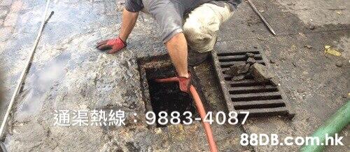 通渠熱線:9883-4087 .hk  Soil,Floor,