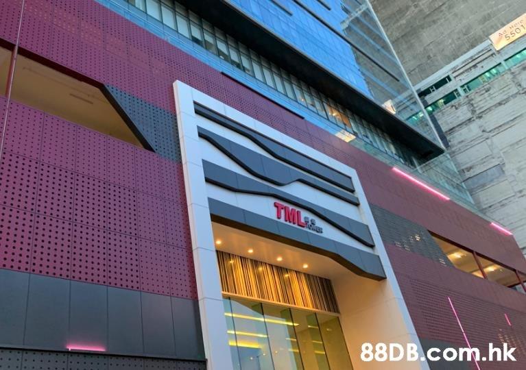 Ad Hore 5501 TML&.ife 88D B.com.hk  Building,Architecture,Commercial building,Facade,Property