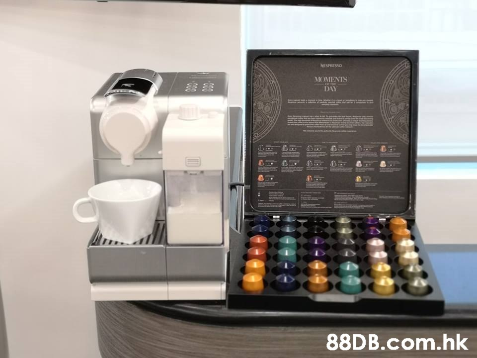 SPRESSO MOMENTS DAY .hk  Product,Small appliance,