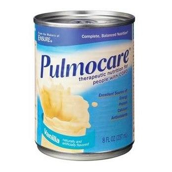 雅培 Pulmocare 肺病專用營養飲品 237ml (9罐)