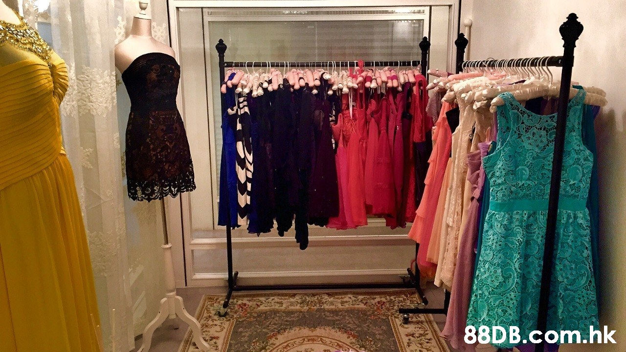 .hk  Boutique,Clothing,Dress,Room,Formal wear