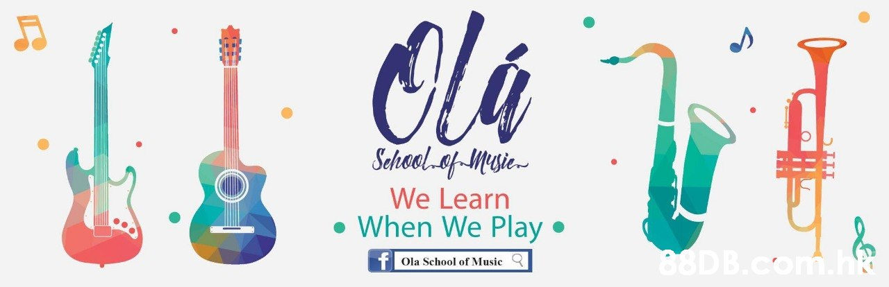 Selhool of-Mgie We Learn When We Play 98DB.com.h Ola School of Music  Product,Text,Font,Logo,Graphic design
