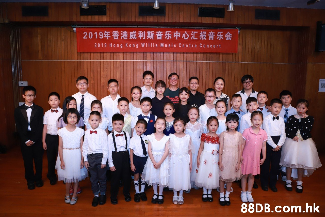 2019年香港威利斯音乐中心汇报音乐会 2019 Hong Kong Willis Music Centre Concert .hk  Event,Uniform,Ceremony,