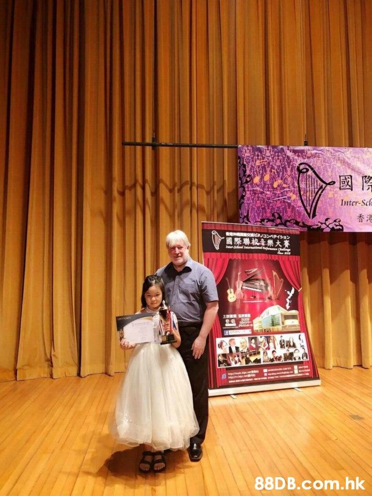 "國際 Inter-Sch 香港 ""國際聯校音樂大賽 rSchool terational t g .hk,Photograph,Event,Wedding,Stage,Marriage"