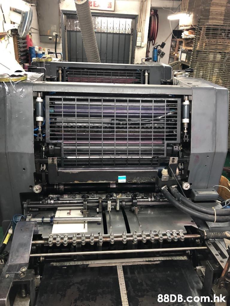HE .hk  Machine,Printing