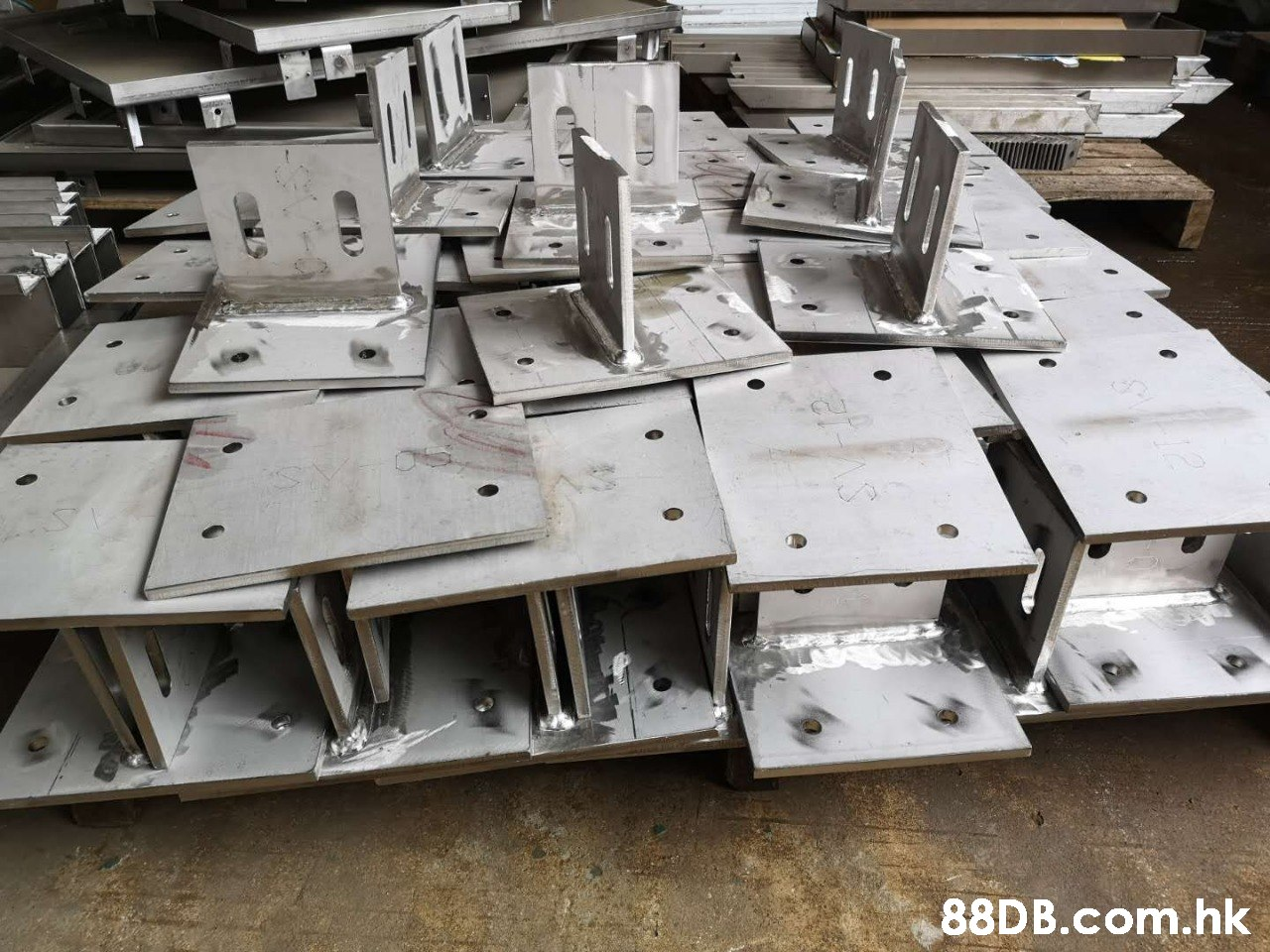 .hk D  Machine,Table,Metal,