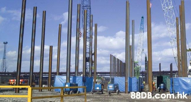 .hk  Column,Construction,Reinforced concrete,Industry,Crane