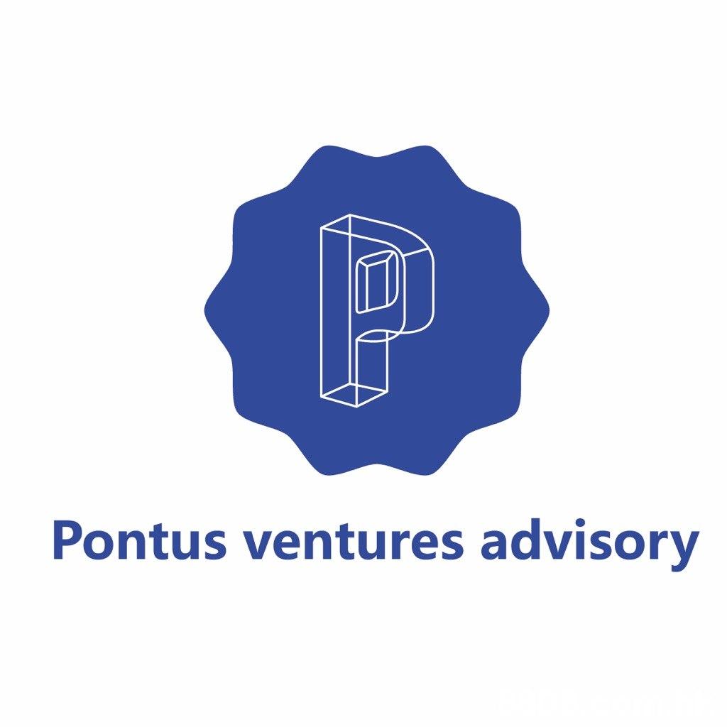 Pontus ventures advisory  Logo,Graphics,Brand,