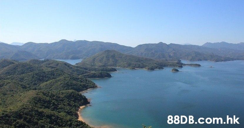 .hk  Body of water,Water resources,Coast,Sky,Reservoir
