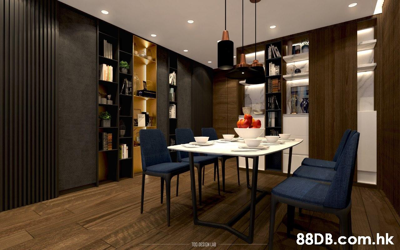 .hk TOO DESIGN LAB  Interior design,Room,Property,Building,Dining room