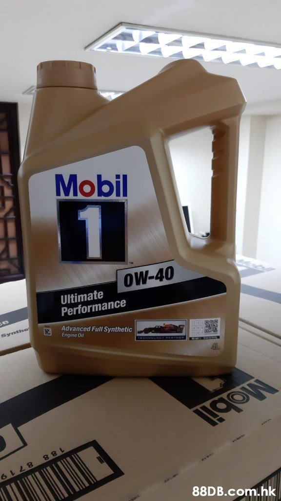 Mobil 1 ow-40 Ultimate Performance Advanced Full Synthetic Engine Oil Synthe TRCHNOLOCY 188 87 19 .hk  Product,Motor oil,Design,Furniture,