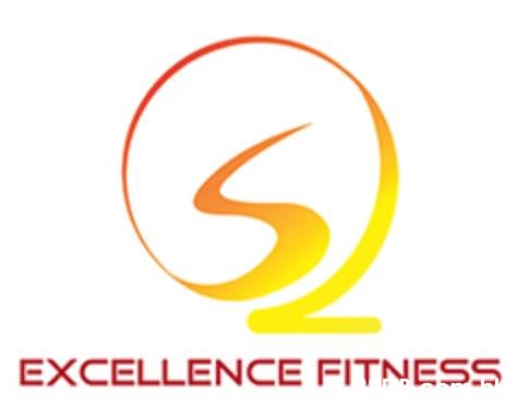 EXCELLENCE FITNESS  Logo,Text,Font,Trademark,Line