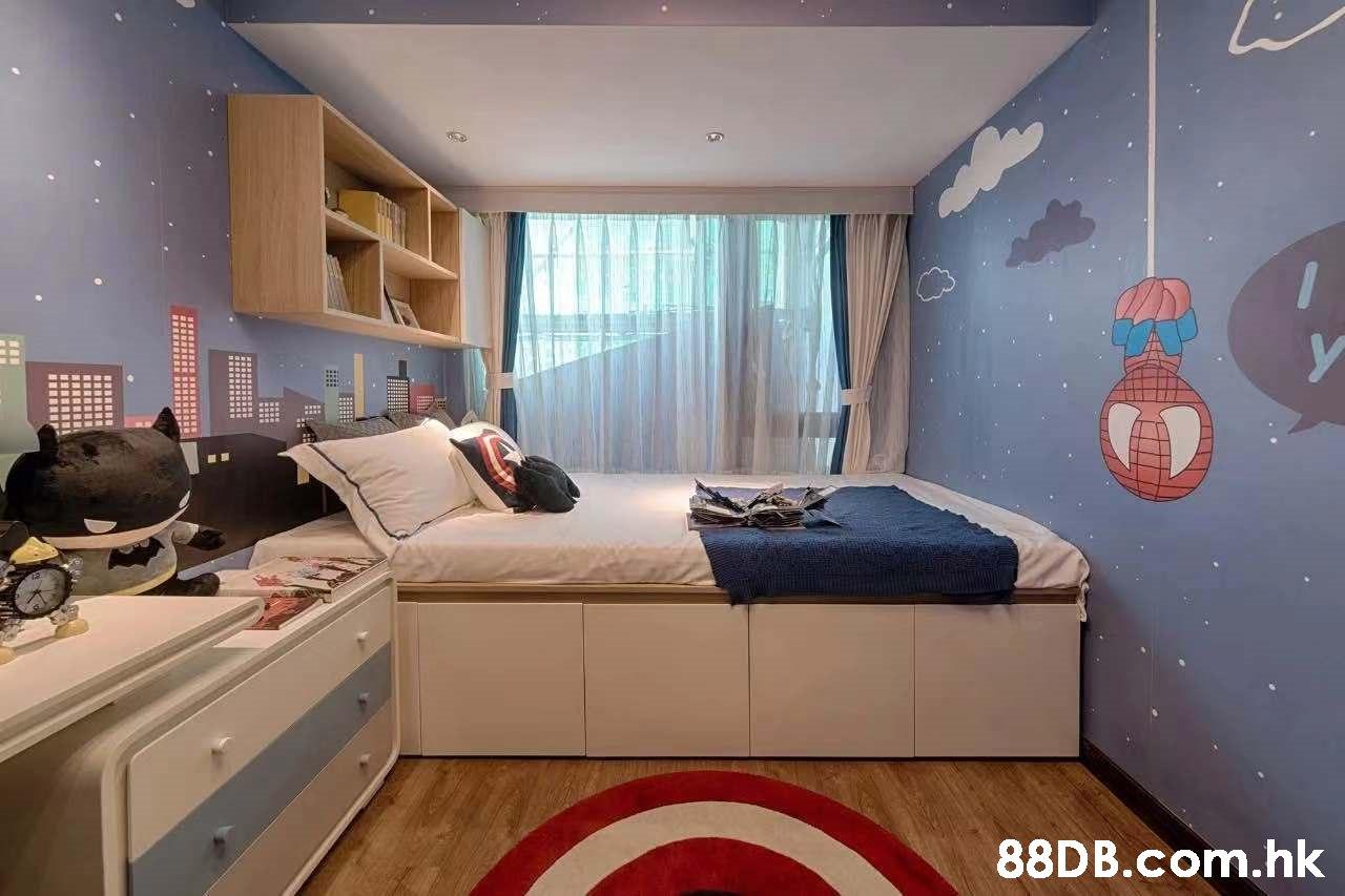 y .hk  Bedroom,Room,Property,Furniture,Interior design