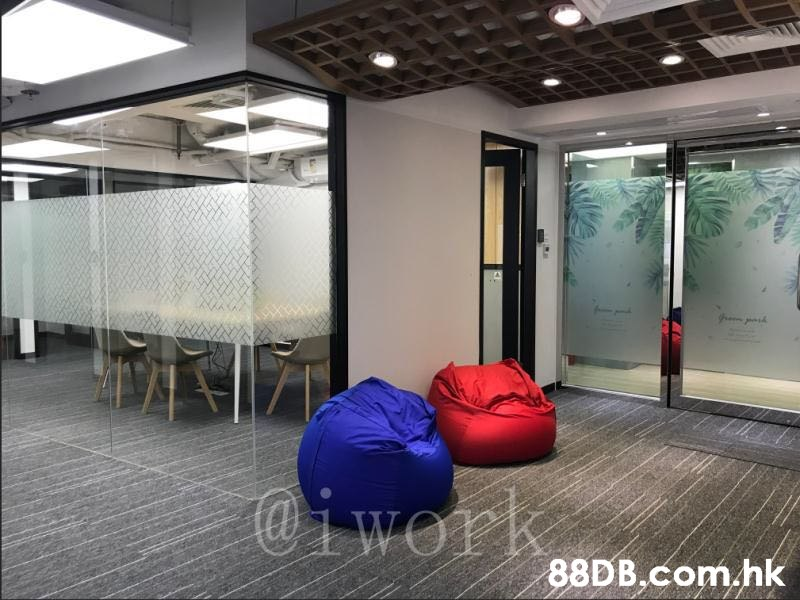 iwork .hk  Building,Interior design,Room,Ceiling,Lobby