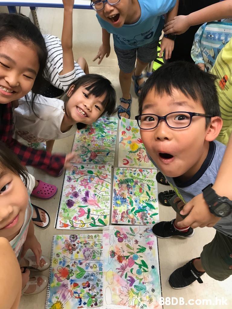 BORUT .hk  People,Child,Fun,Youth,Community