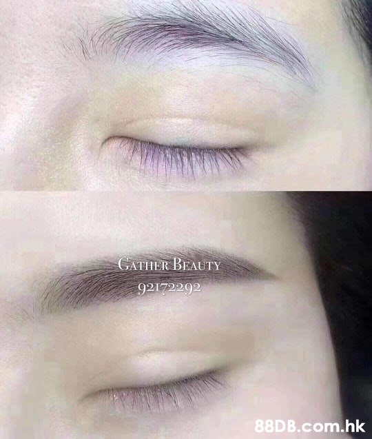 GATHER BEAUTY 92172292 88D B.com.hk  Eyebrow,Face,Eyelash,Eye,Skin