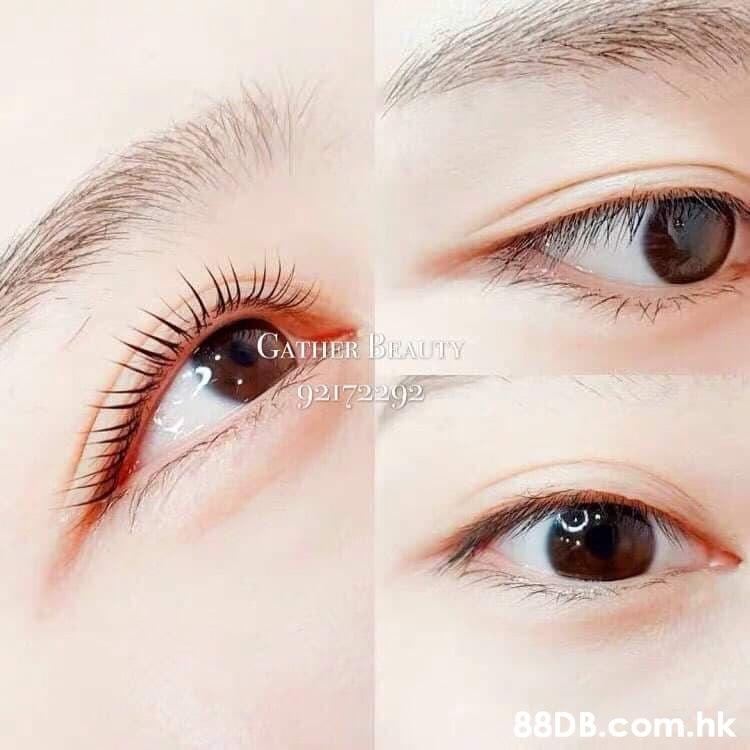 GATHER BEAUTY 92172292 .hk  Eyebrow,Eyelash,Face,Eye,Skin
