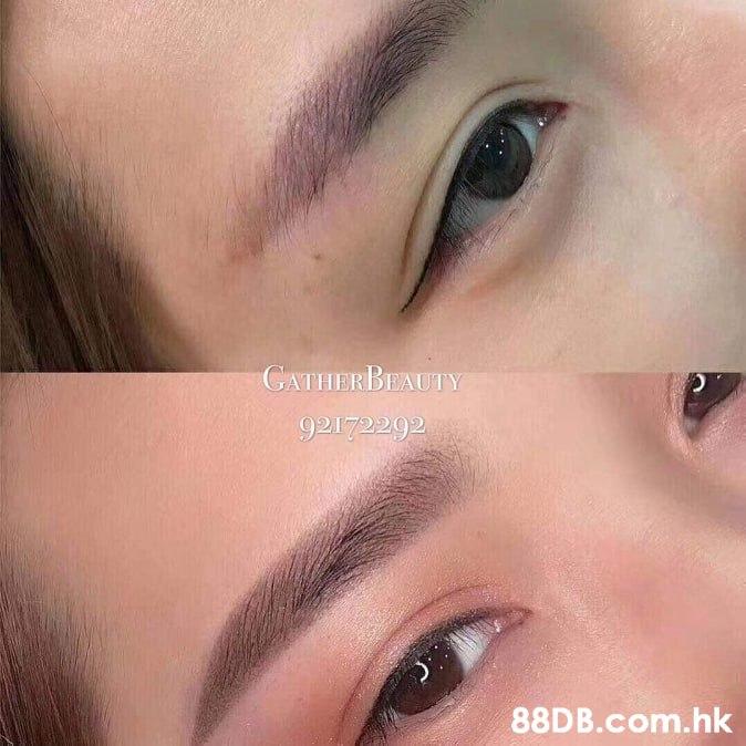 GATHERBEAUTY 92172292 .hk  Eyebrow,Face,Eyelash,Skin,Eye