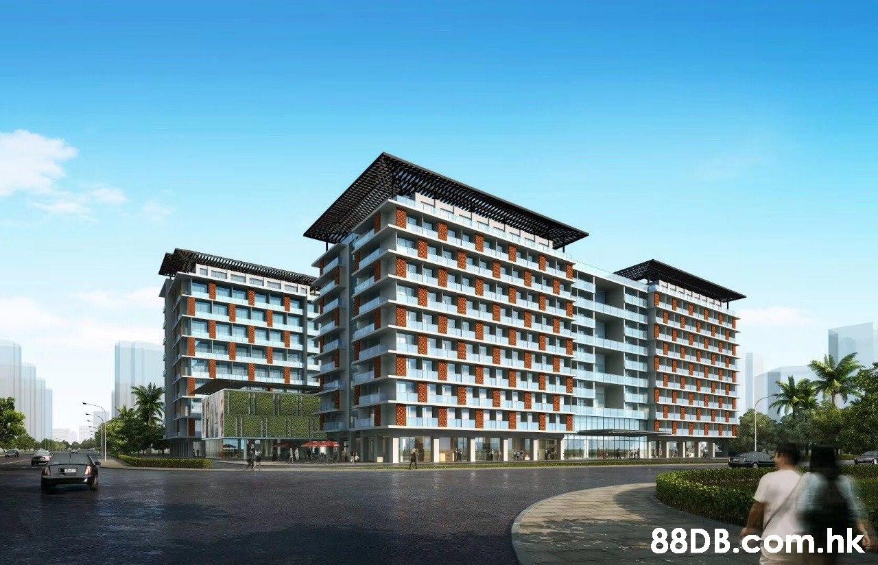 .hk  Condominium,Building,Property,Residential area,Architecture