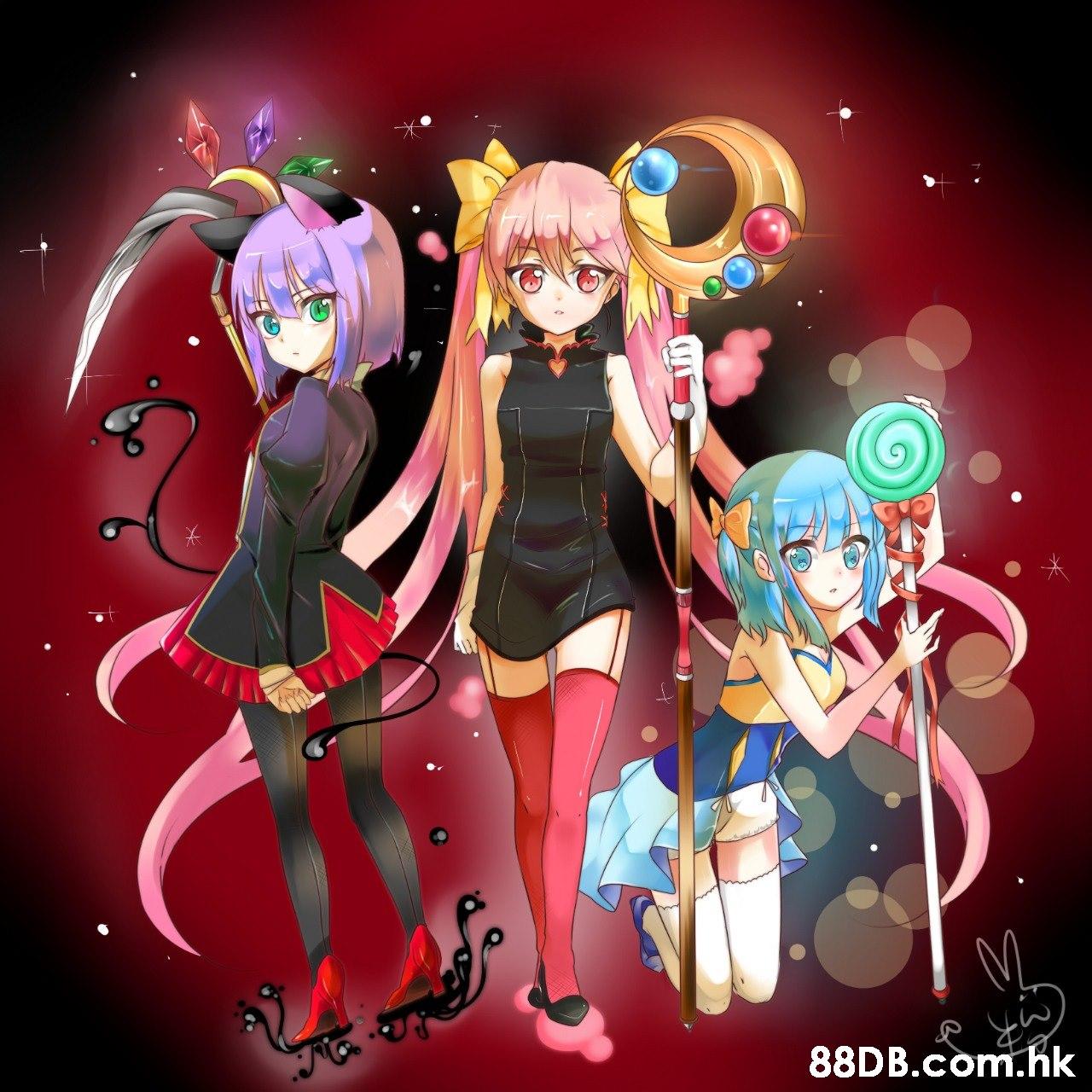 .hk  Anime,Cartoon,Illustration,Fictional character,Cg artwork