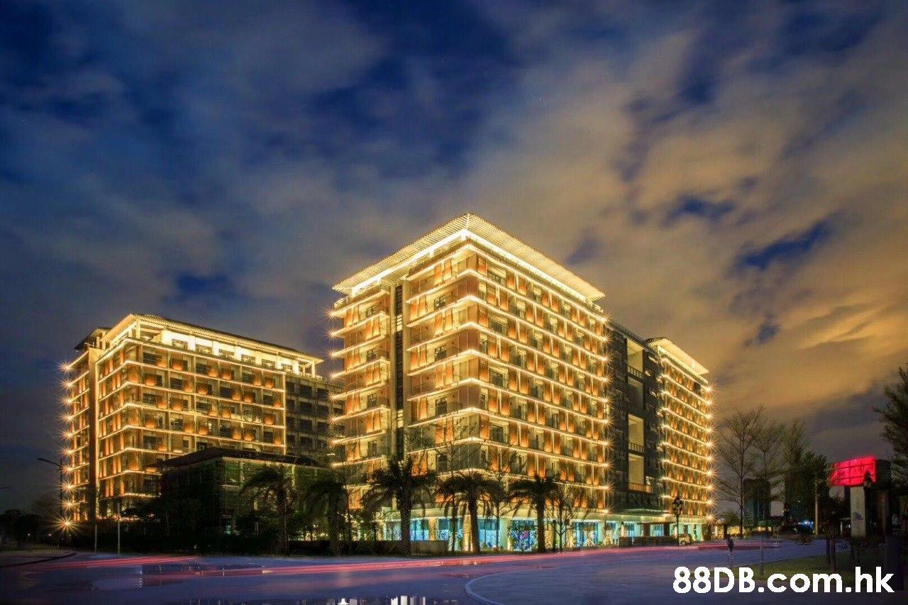 .hk  Condominium,Metropolitan area,Building,Landmark,Sky