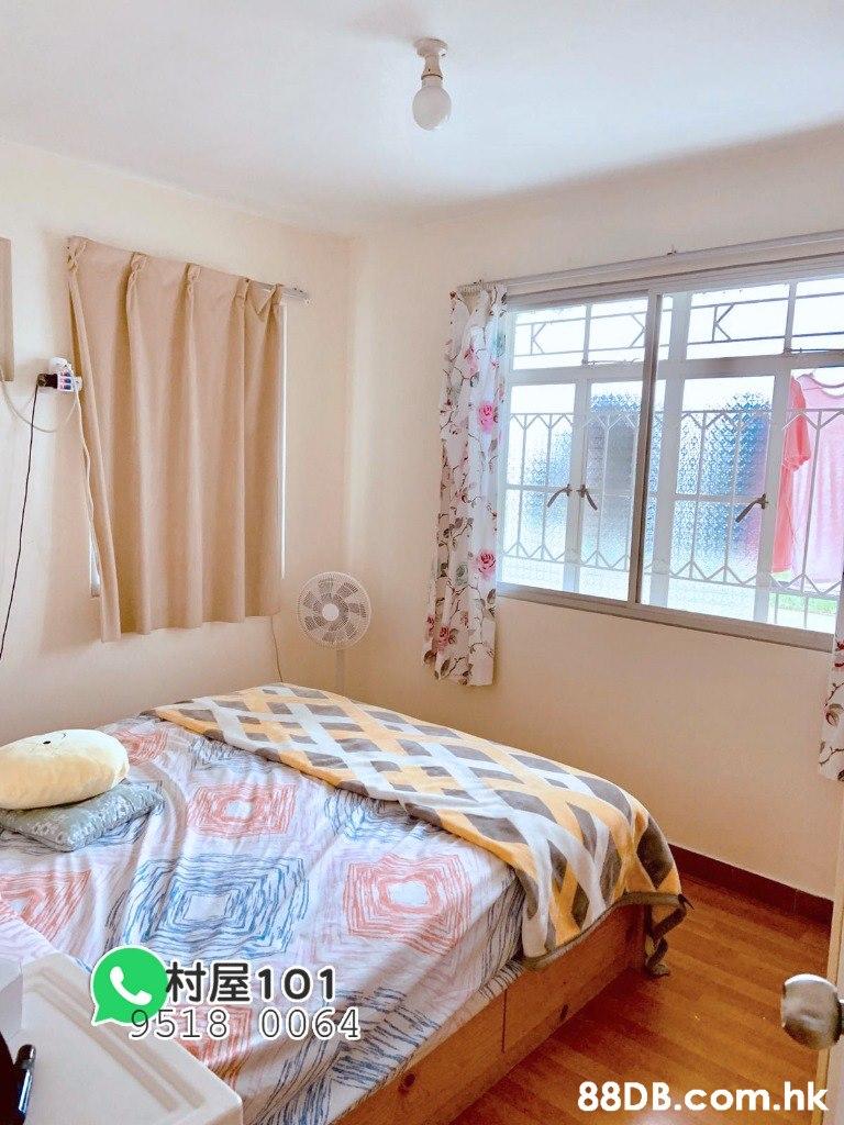 101 9518 0064 .hk  Bedroom,Bed,Property,Room,Furniture