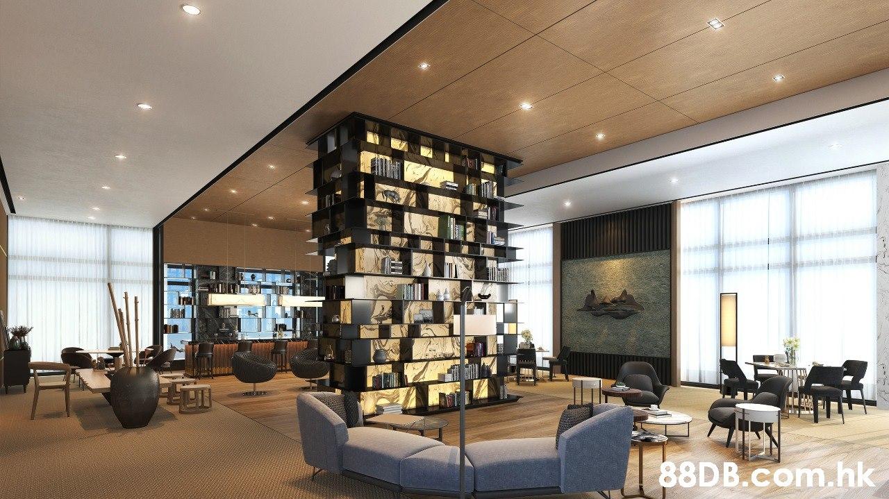 .hk  Building,Interior design,Living room,Property,Room