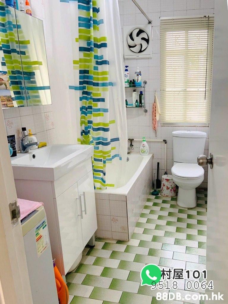 A101 9518 0064 88DB.Com.hk  Bathroom,Room,Interior design,Tile,Shelf