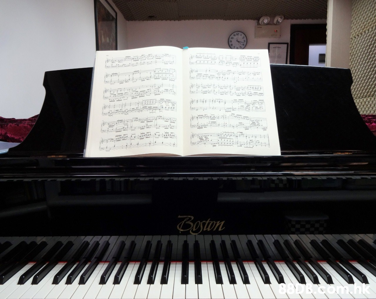 Boston 88D B.com.hk  Piano,Musical instrument,Electronic instrument,Musical keyboard,Keyboard