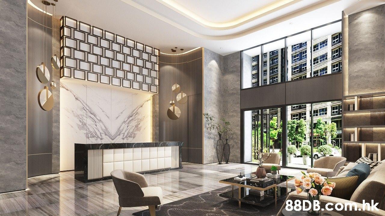 88DB.Com.hk  Living room,Interior design,Property,Room,Ceiling