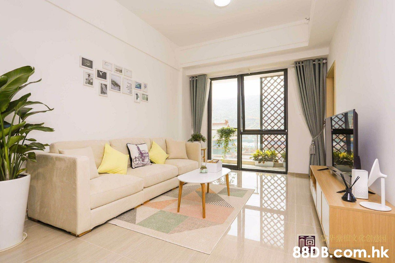 88D B.com.hk  Property,Room,Interior design,Living room,Real estate