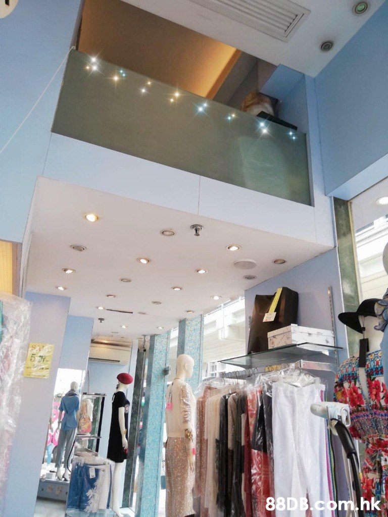 .hk  Ceiling,Boutique,Outlet store,Building,Room
