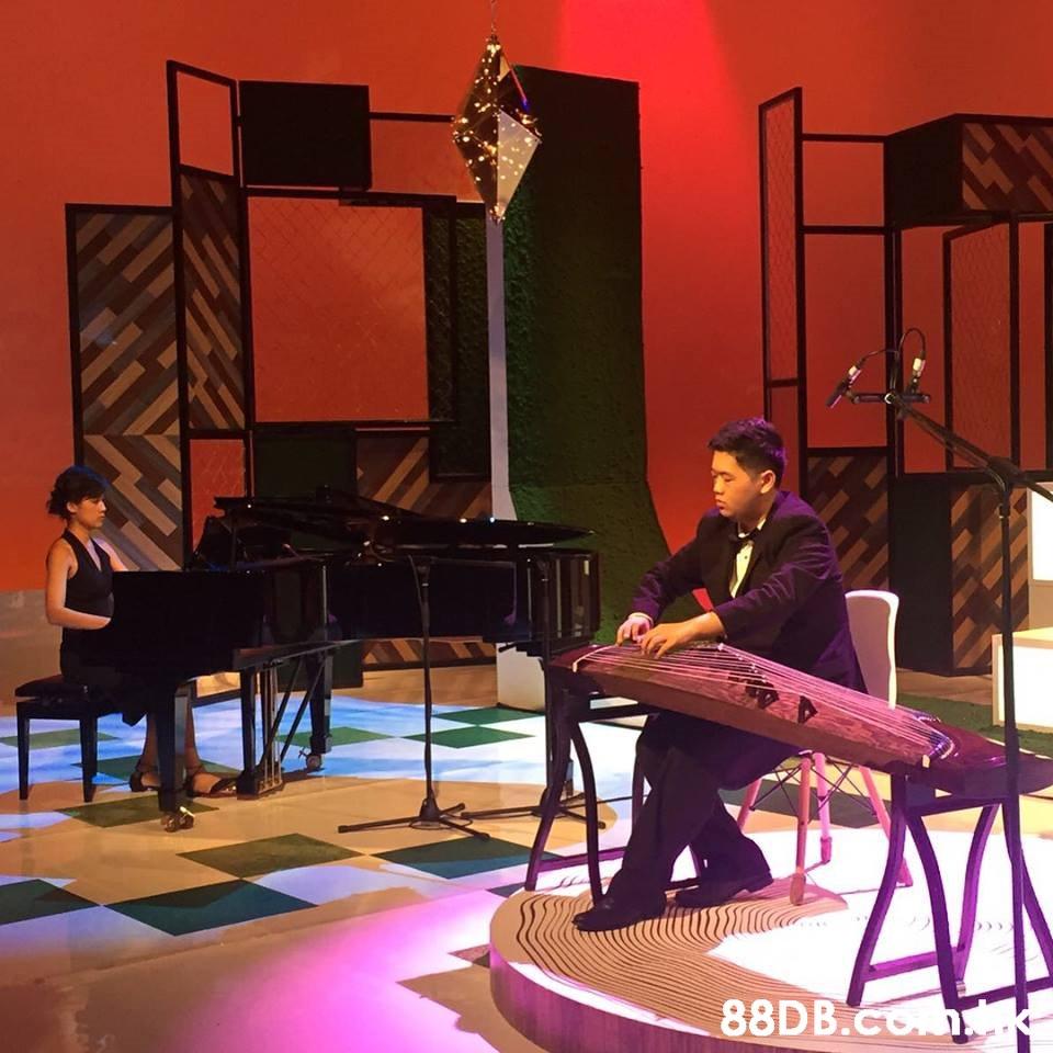 .  Recital,Musical instrument,Folk instrument,Music,Pianist