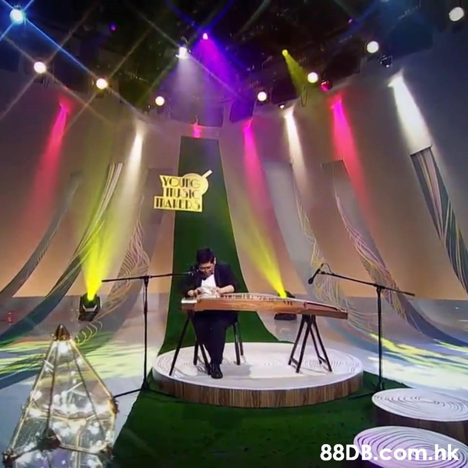 YOURG IUSIC IAKEDS .hk  Stage,Performance,Event,Music venue,Performance art