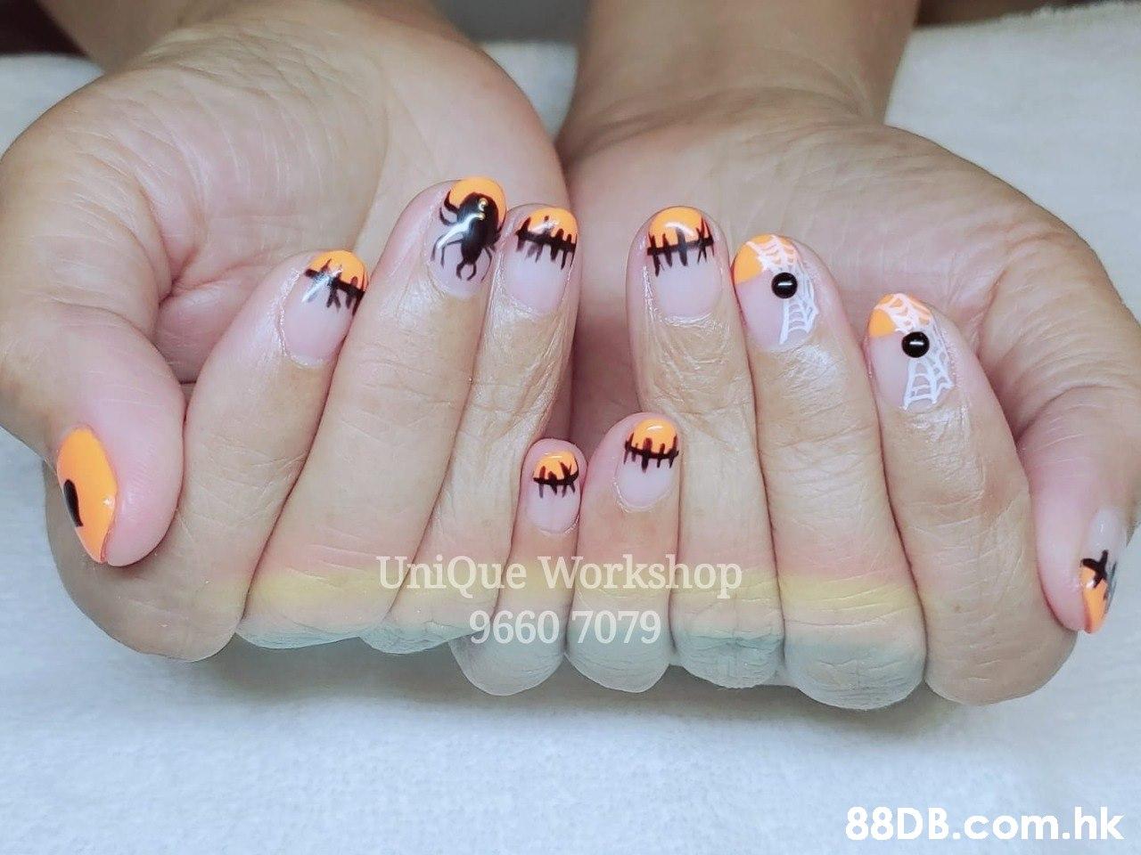 UniQue Workshop 9660 7079 .hk  Nail,Finger,Nail care,Manicure,Nail polish